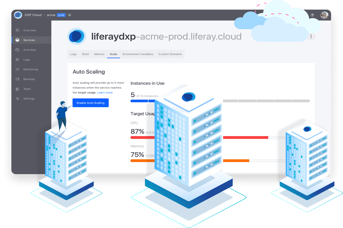 Liferay DXP Cloud